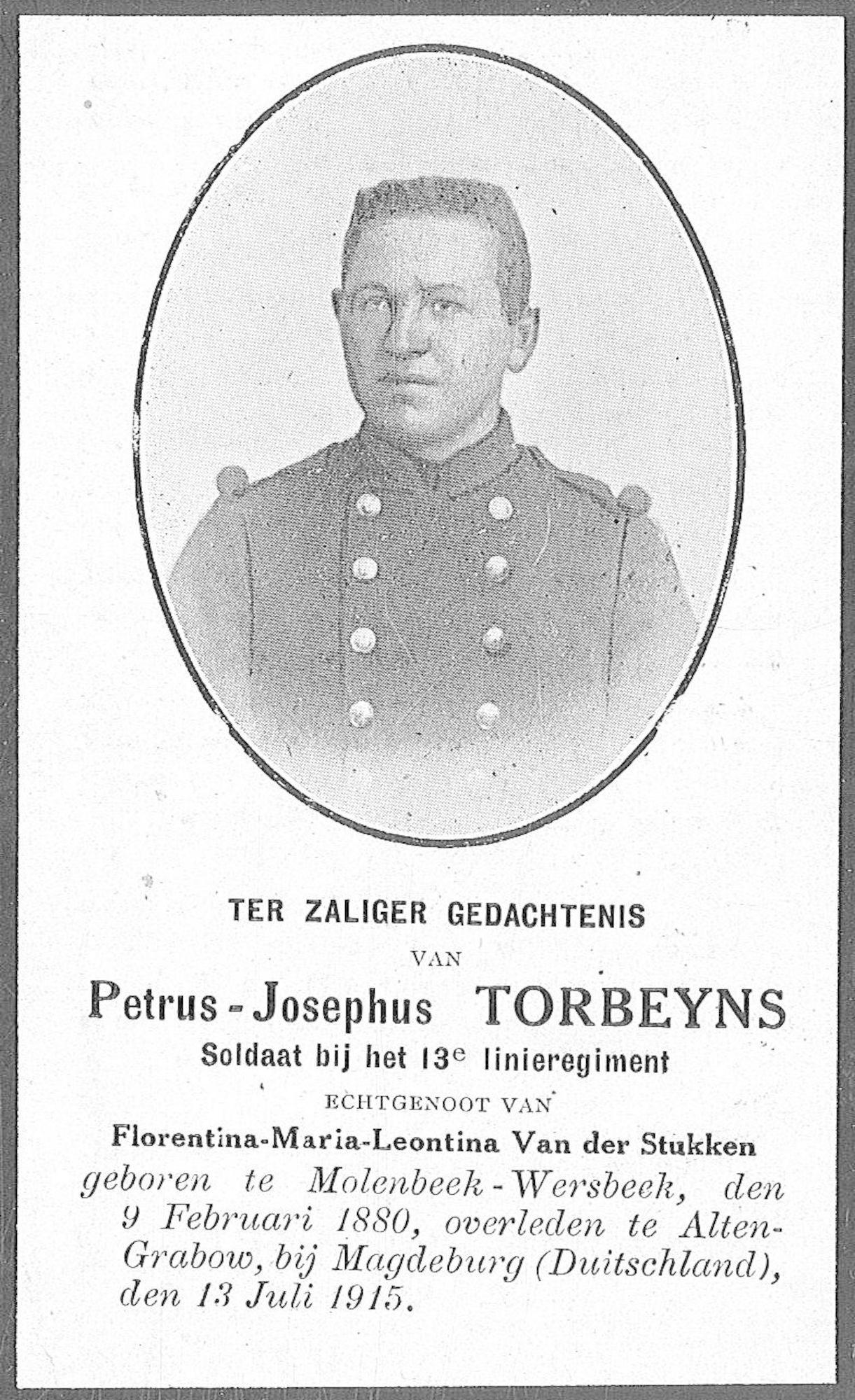 Torbeyns Petrus-Josephus