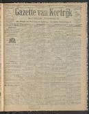 Gazette Van Kortrijk 1911-08-20