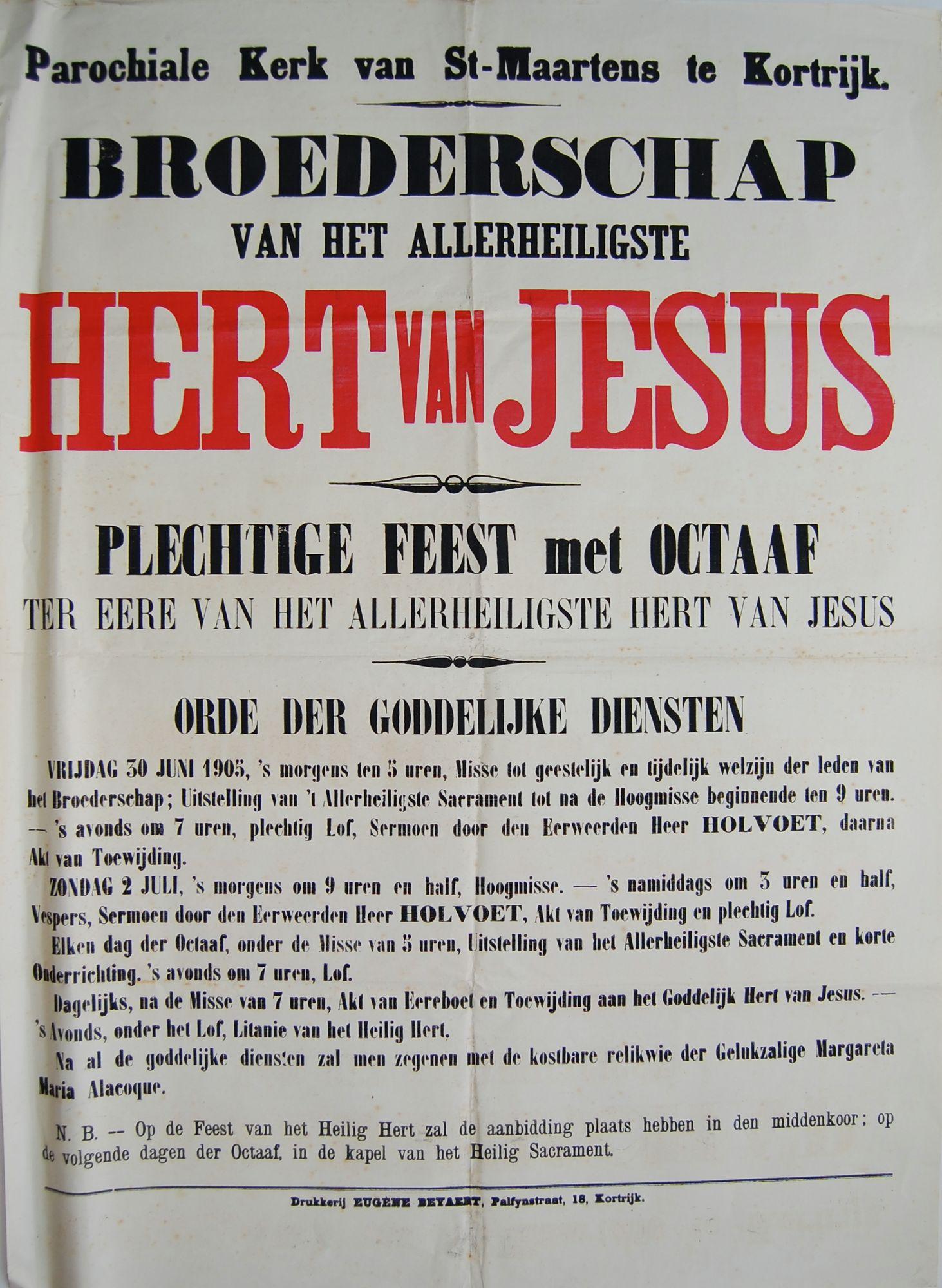 Plechtigheid Sint-Maartenskerk