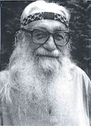 Pater Raoul D'Haene uit Bissegem