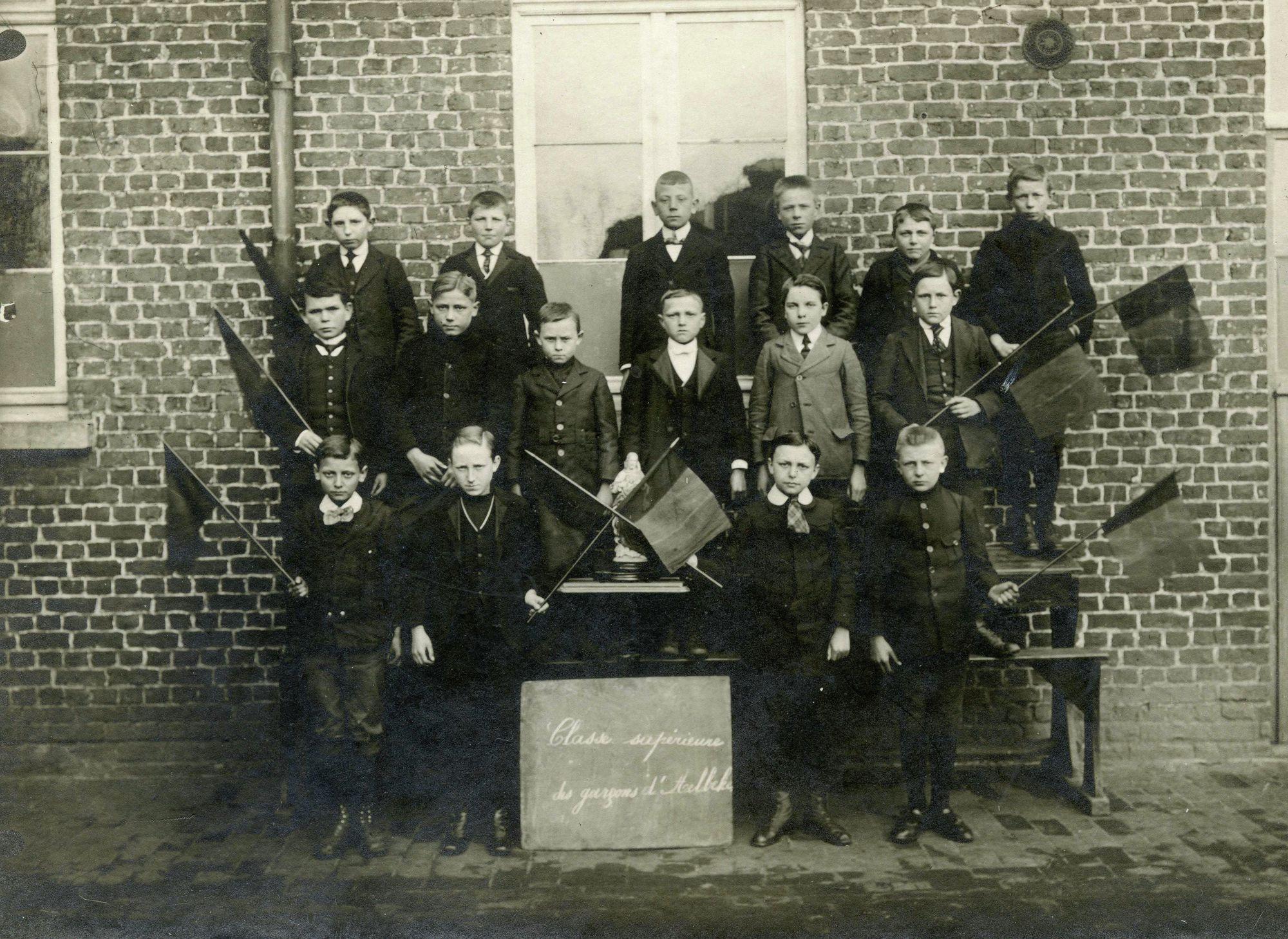 Aalbeke in 1920