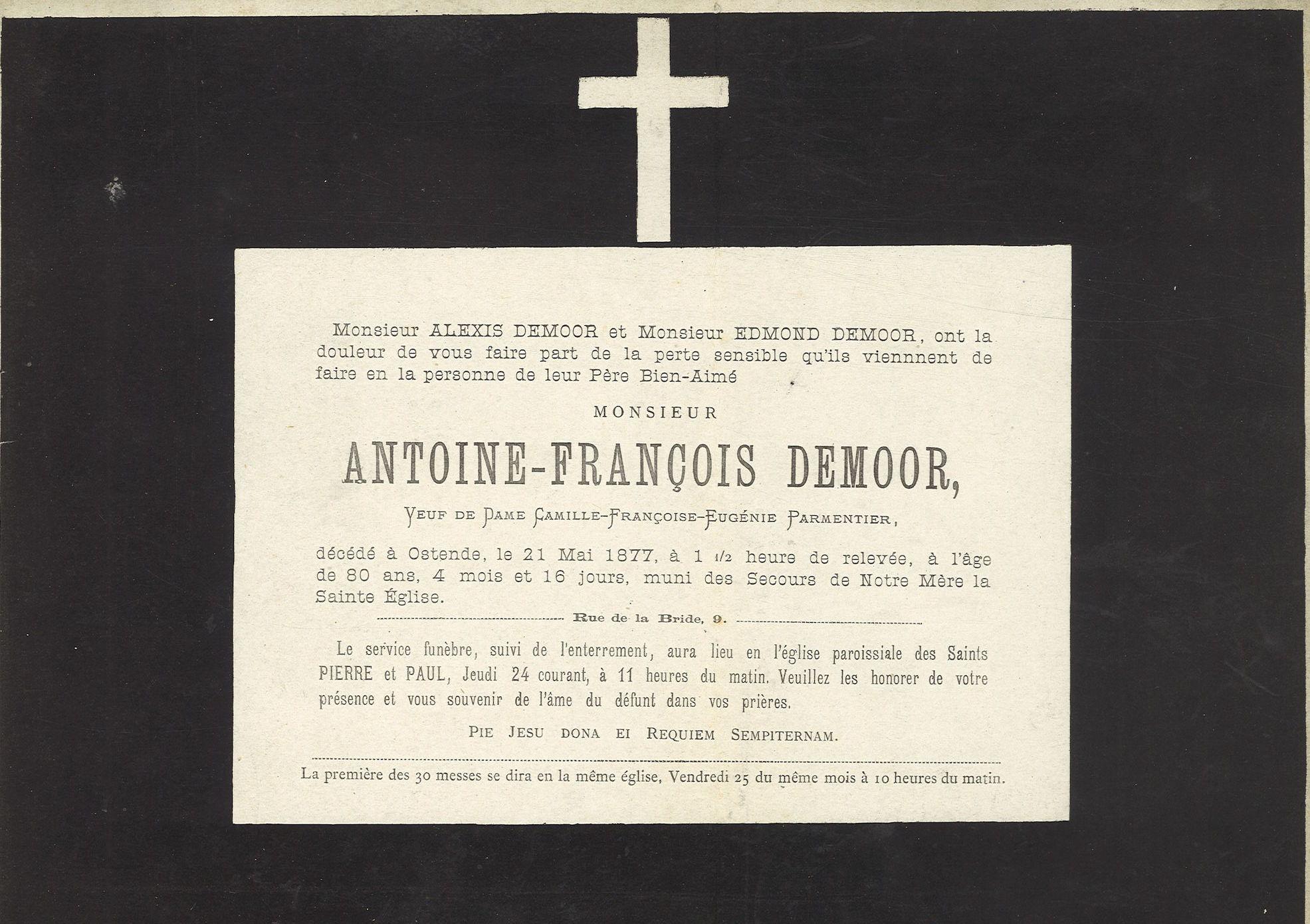 Antoine-François Demoor