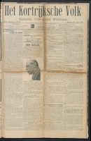 Het Kortrijksche Volk 1914-04-26