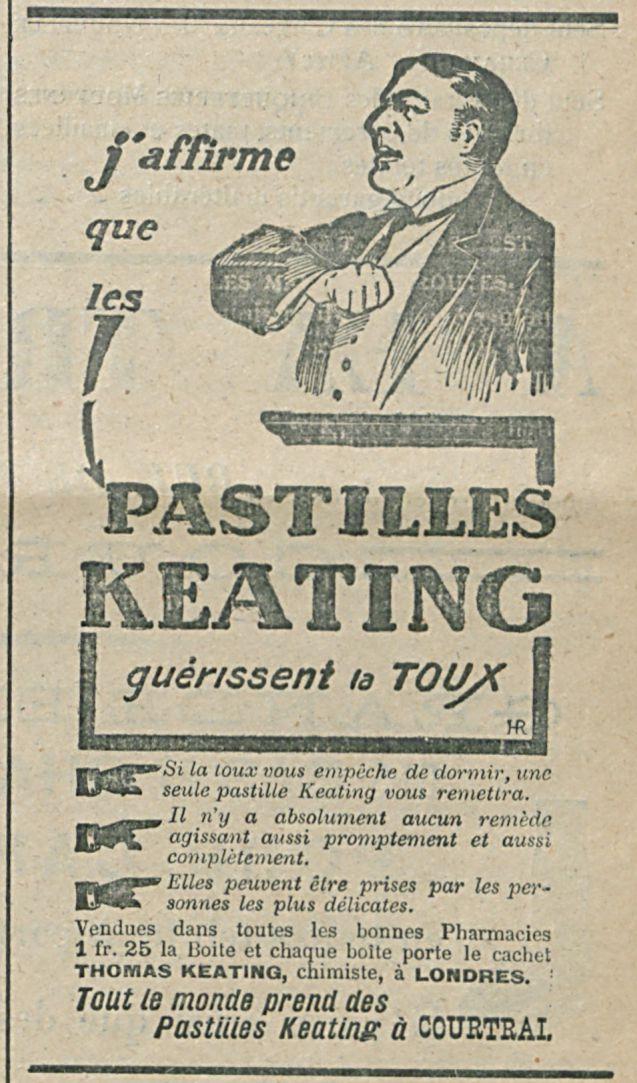 PASTILLESKEATING