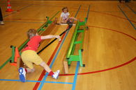 Kinderen en ouders samen actief