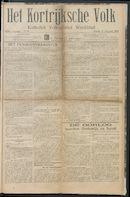 Het Kortrijksche Volk 1914-08-02