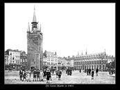 De Grote Markt in 1903