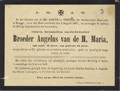 Angelus van den H.Maria