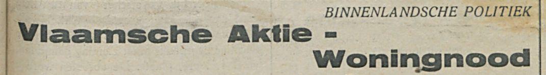 Vlaamsche Aktie