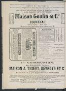 L'echo De Courtrai 1873-03-23 p6