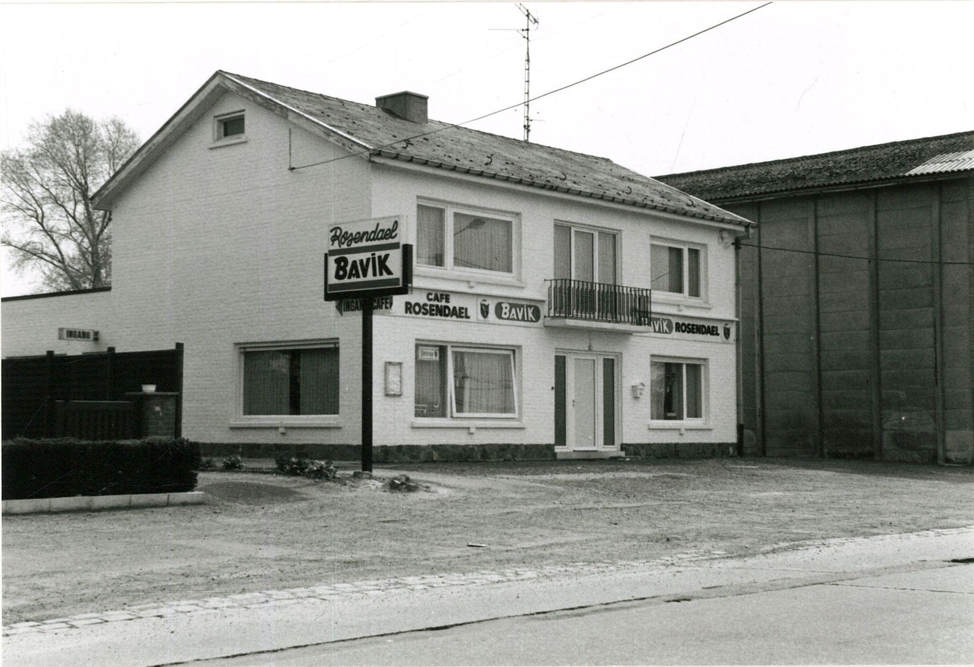 "Café ""Rosendael"""