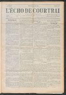 L'echo De Courtrai 1902-06-22