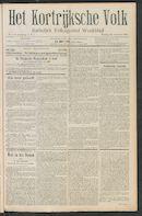 Het Kortrijksche Volk 1911-02-12