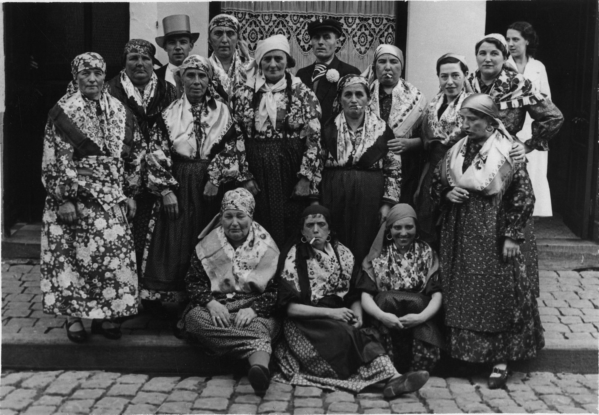 Wijkkermis in de Sint-Antoniusstraat