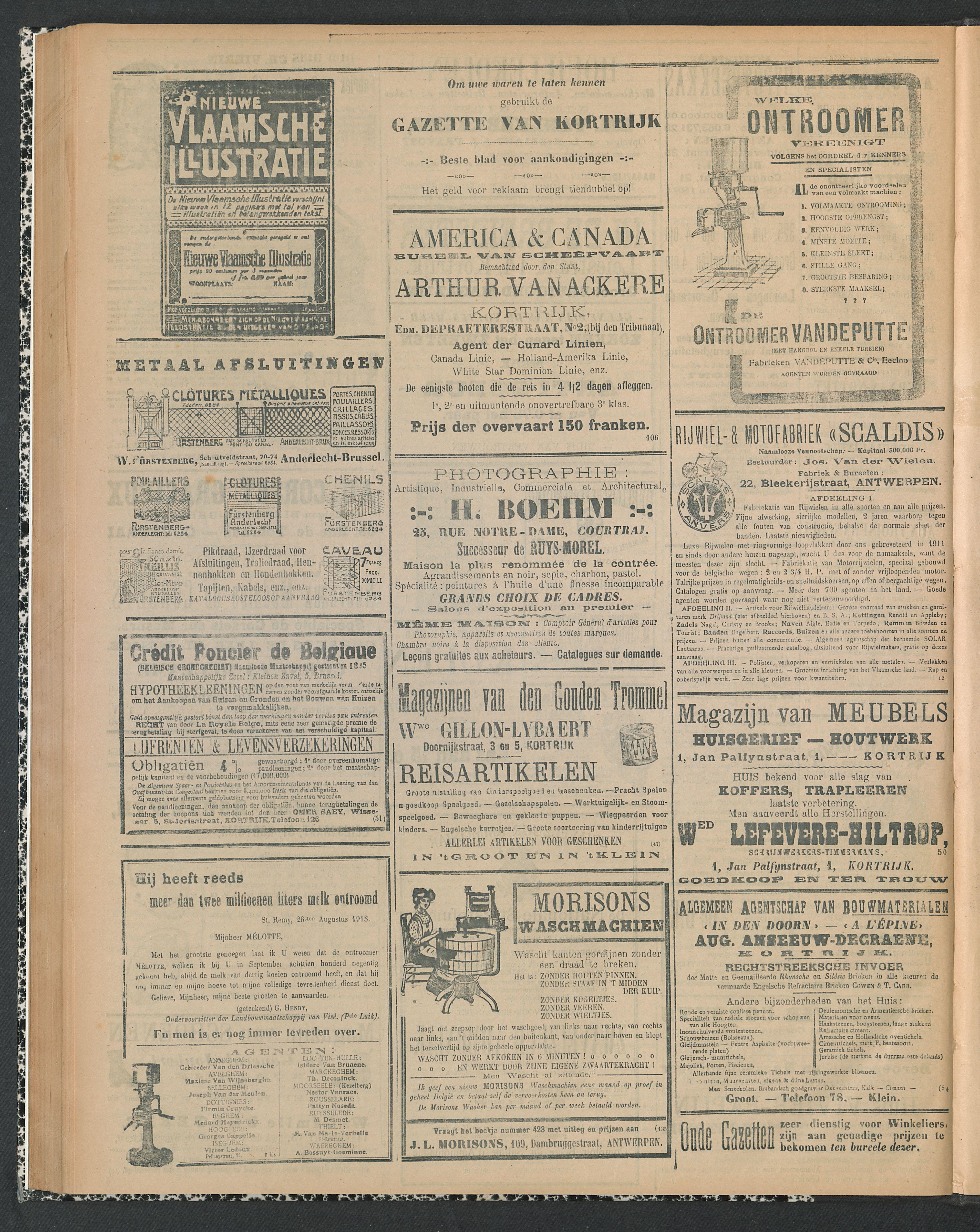 Gazette Van Kortrijk 1914-09-06 p4