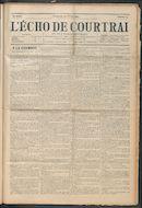 L'echo De Courtrai 1914-02-22