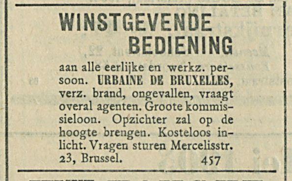 WINSTGEVENDE BEDIENING