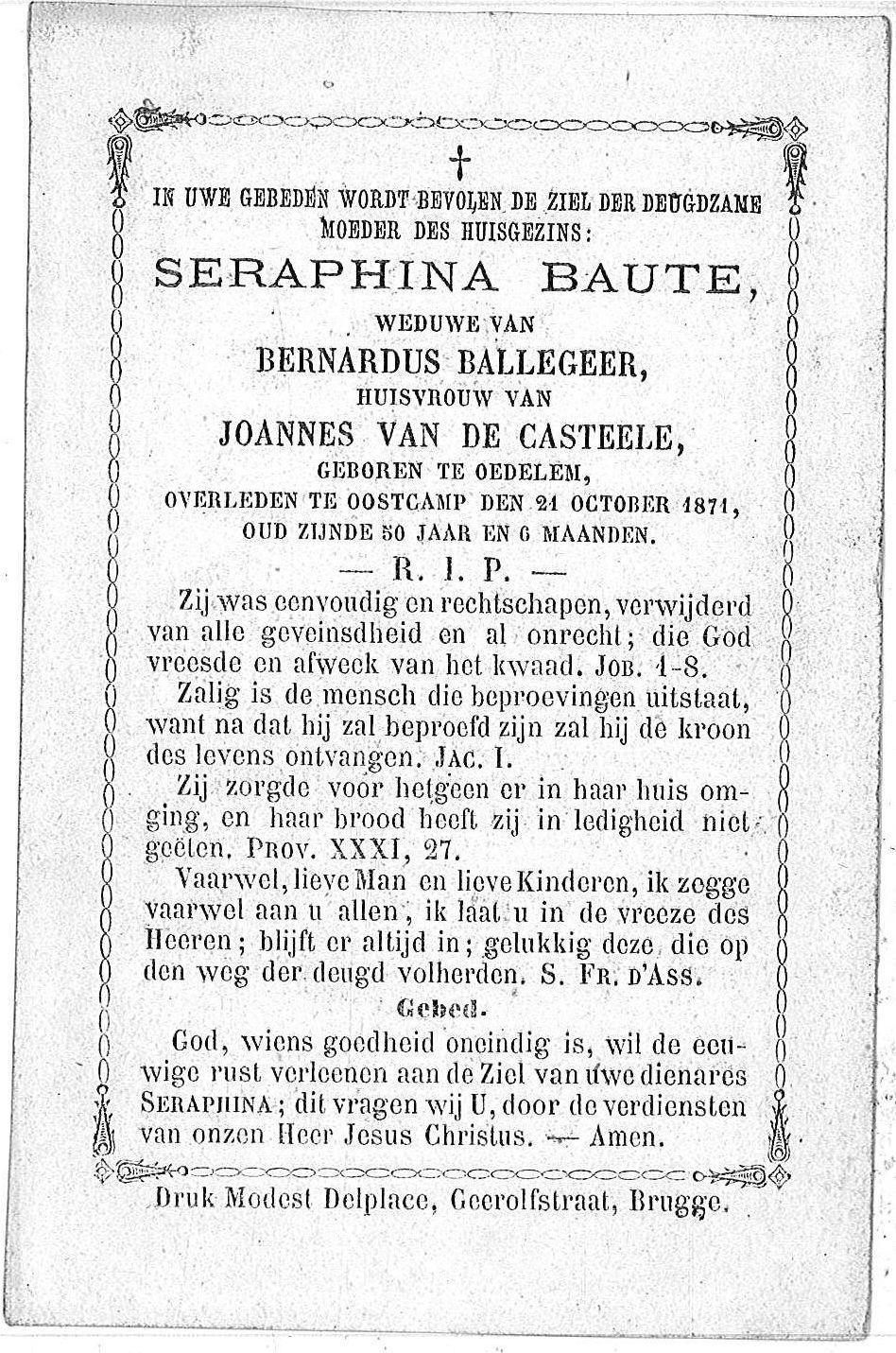 Seraphina Baute