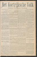 Het Kortrijksche Volk 1910-02-27