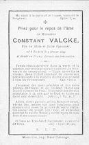 Constant Valcke