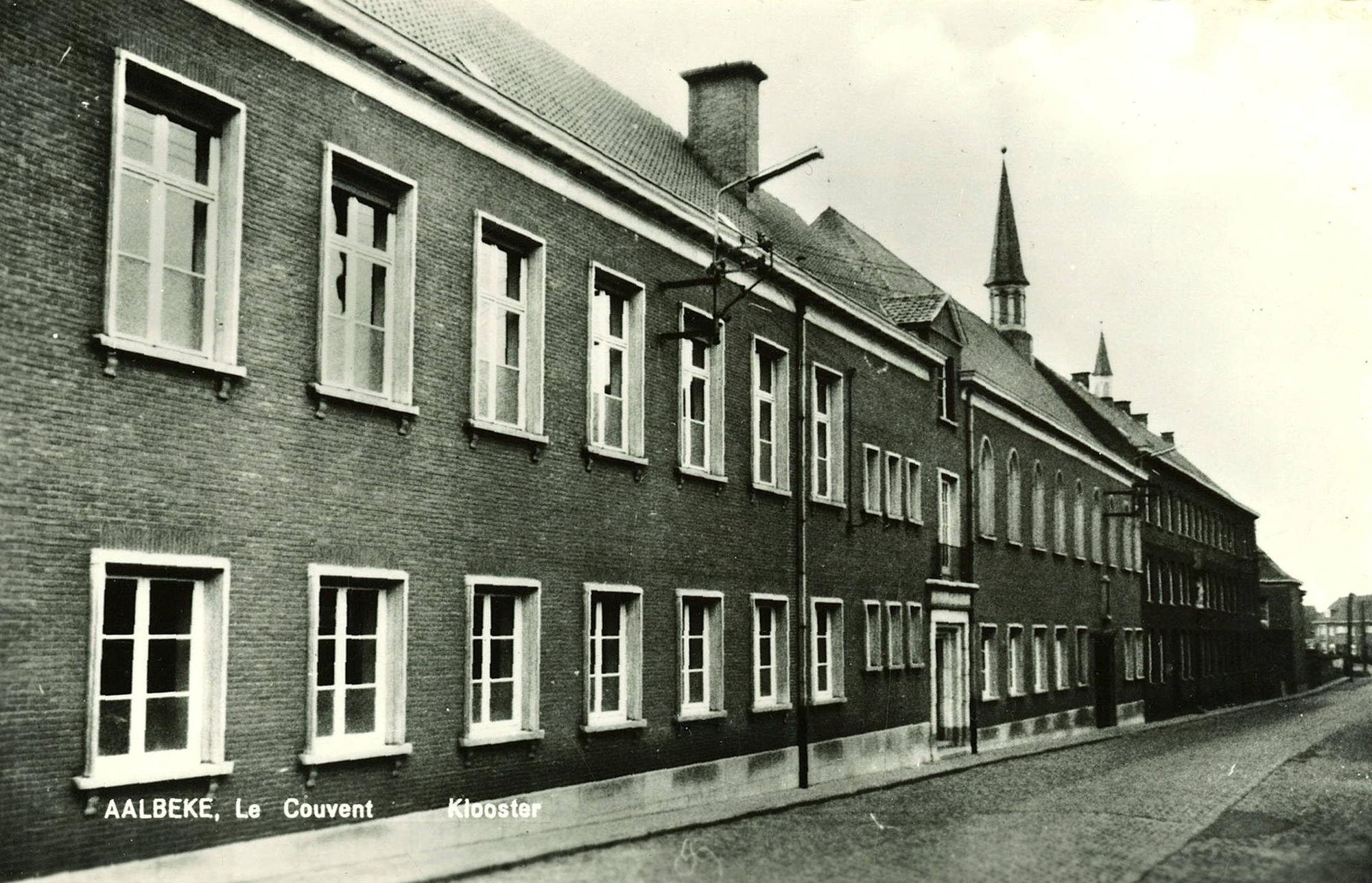 Aalbeke Klooster