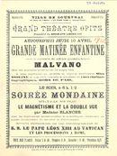 Paasfoor 1902: Grand Théatre Opitz