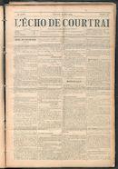 L'echo De Courtrai 1903-03-29