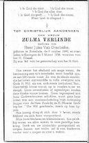 Zulma Verlinde