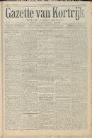 Gazette van Kortrijk 1916-11-04 p1