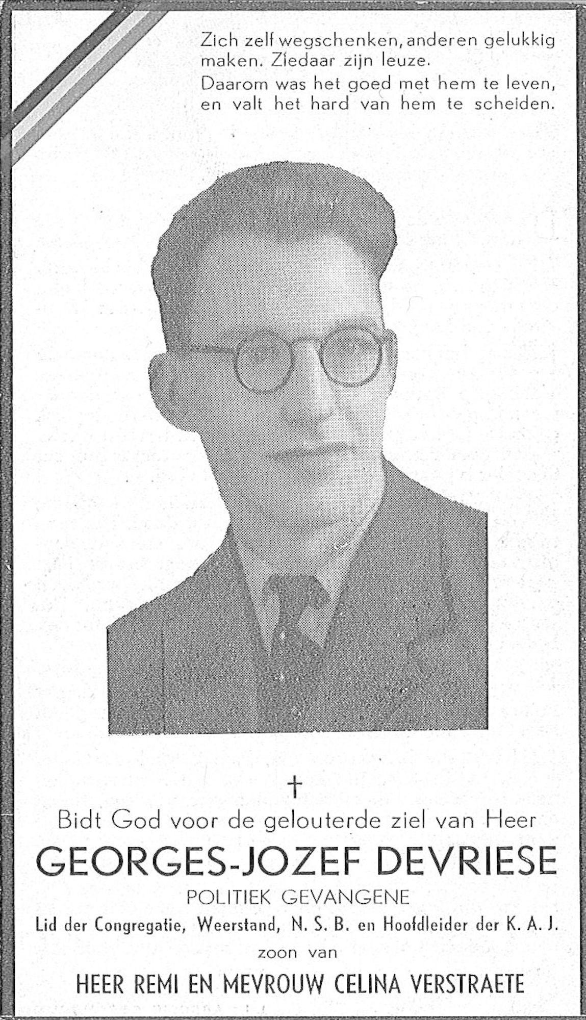 Georges-Jozef Devriese