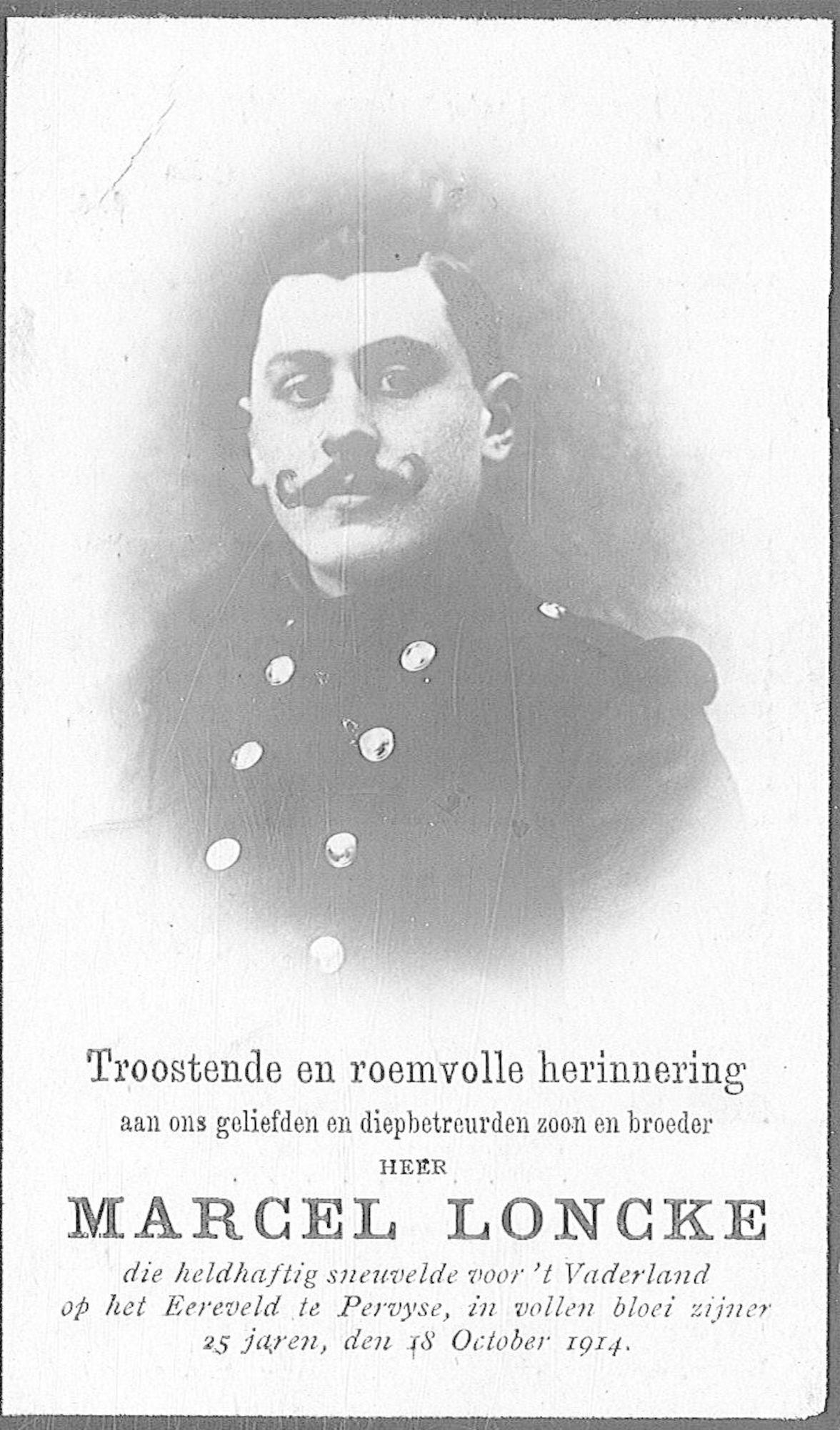 Marcel Loncke