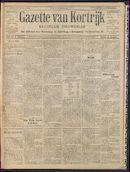 Gazette Van Kortrijk 1908-02-06
