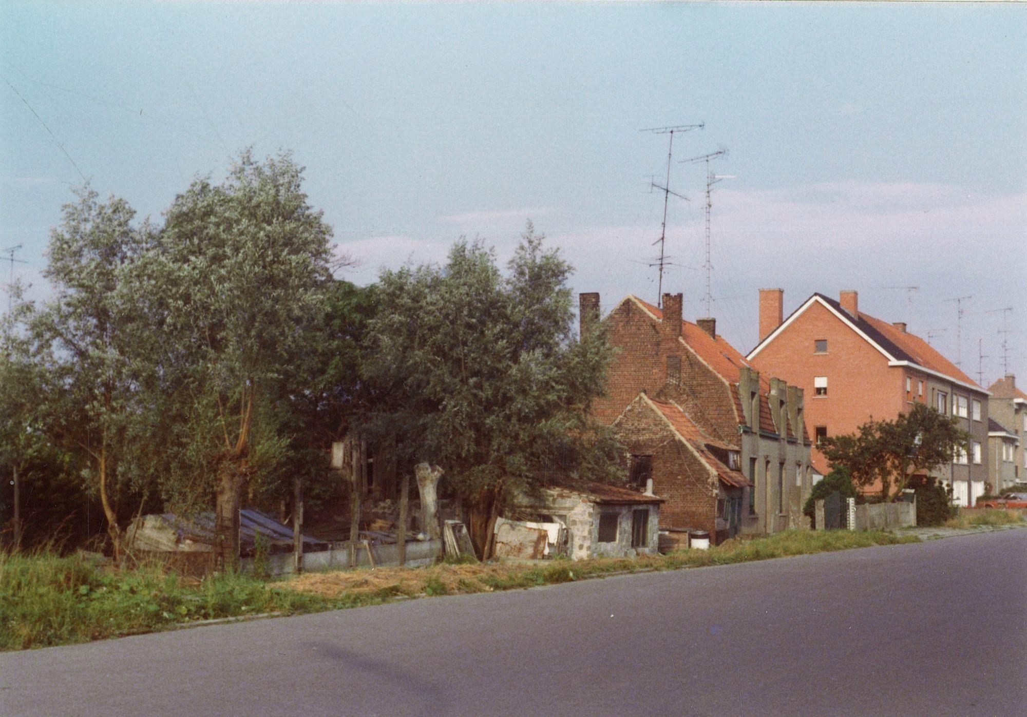 Dokter Snellaertstraat - Sint-Jansparochie 1980