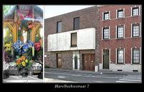 Harelbeeksestraat - Muurkapel