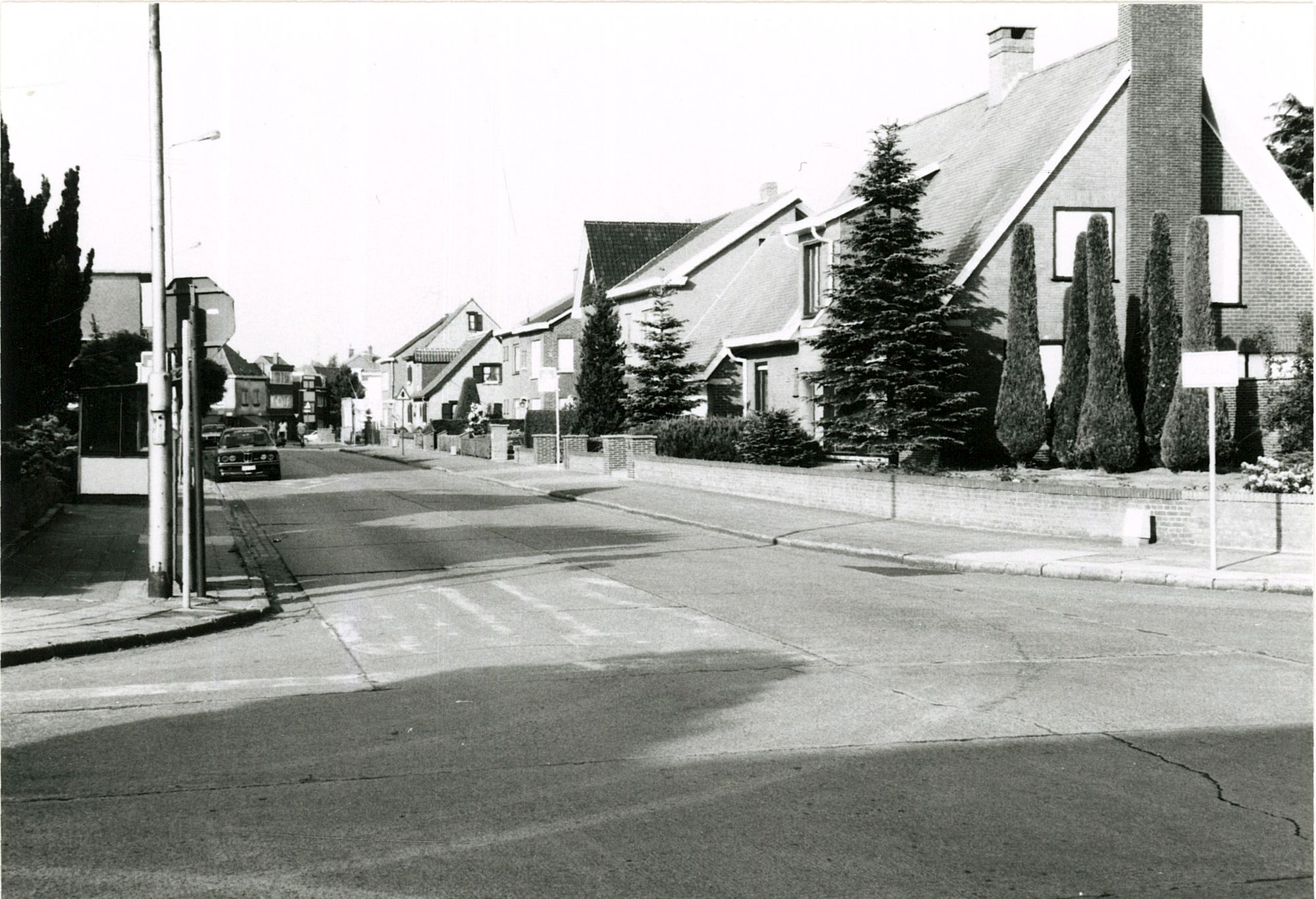 Schoolstraat in Heule