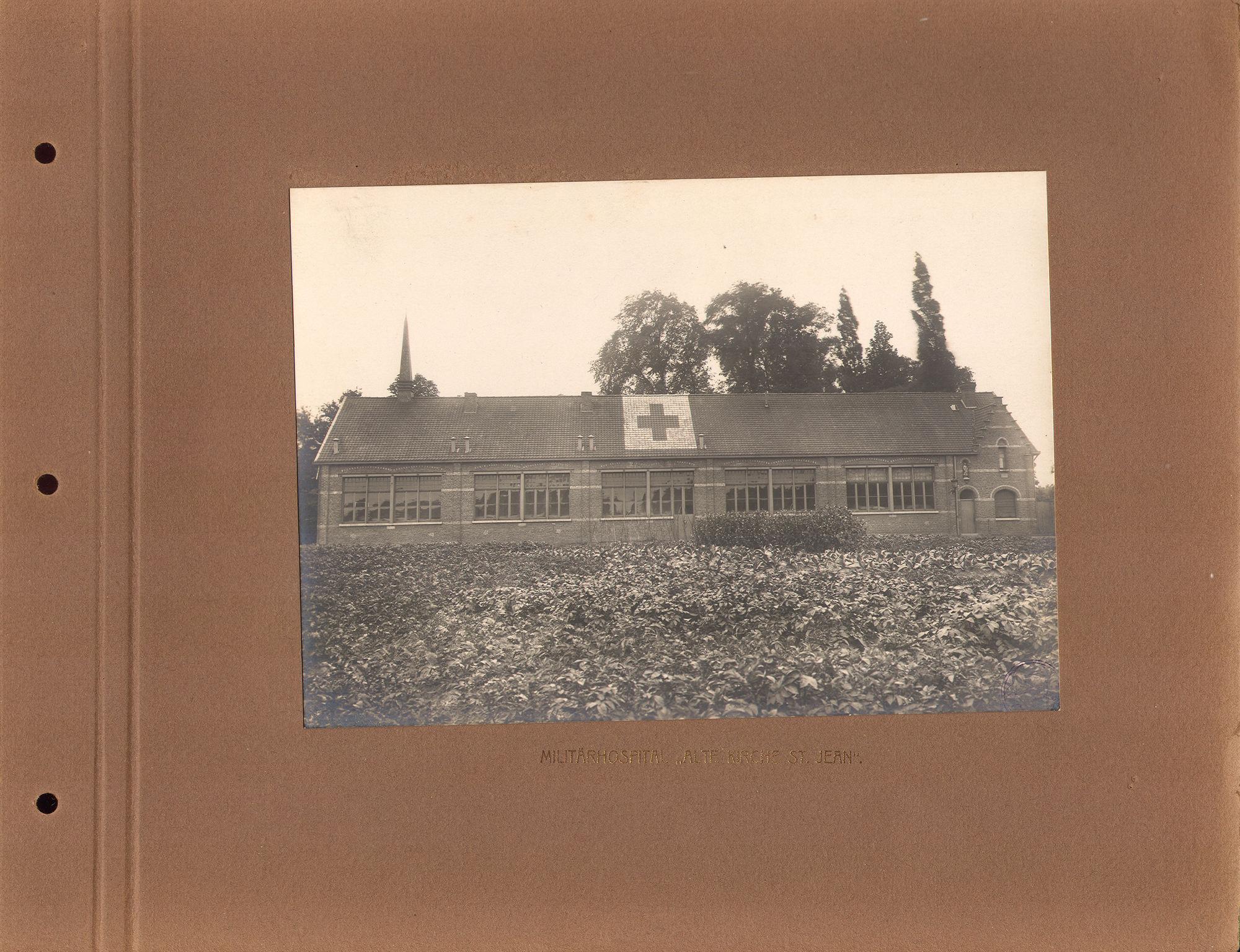 Sint-Janskerk in 1916