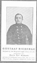 Rieberge Gustaaf