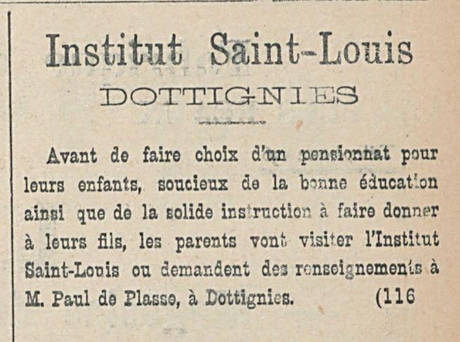 Institut Saint-Louis