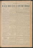 L'echo De Courtrai 1911-11-26