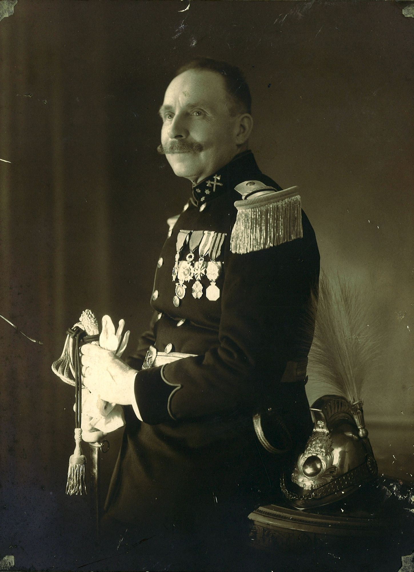 Commandant Joseph De Baecke