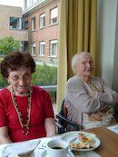 Raepsaet Denise en Standaert Lea
