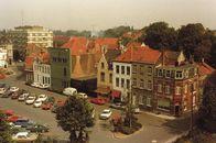 Luchtfoto Houtmarkt