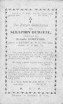 Seraphin Dewitte