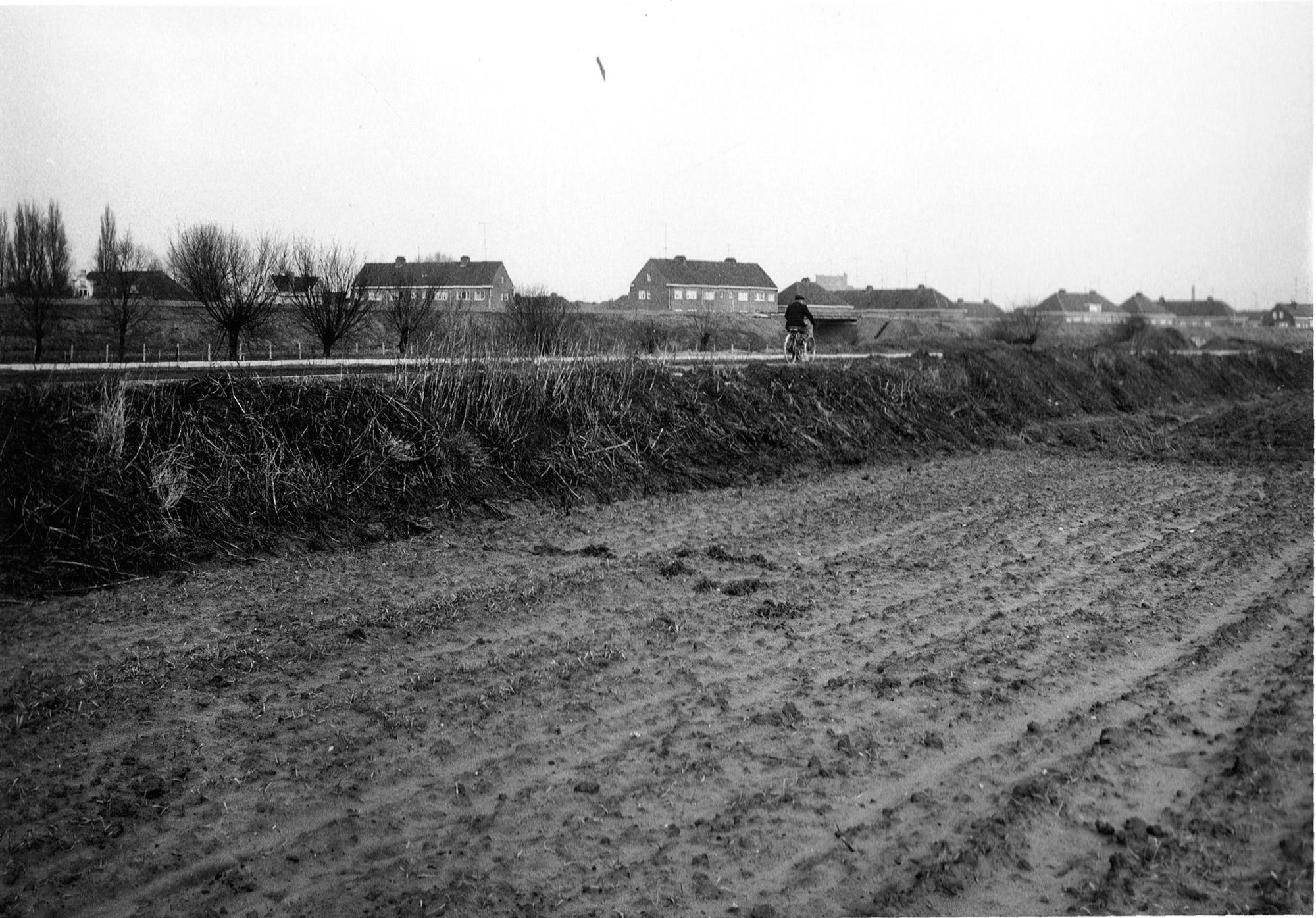 Drie Hofsteden Volksvert. De Jaegerelaan 1965