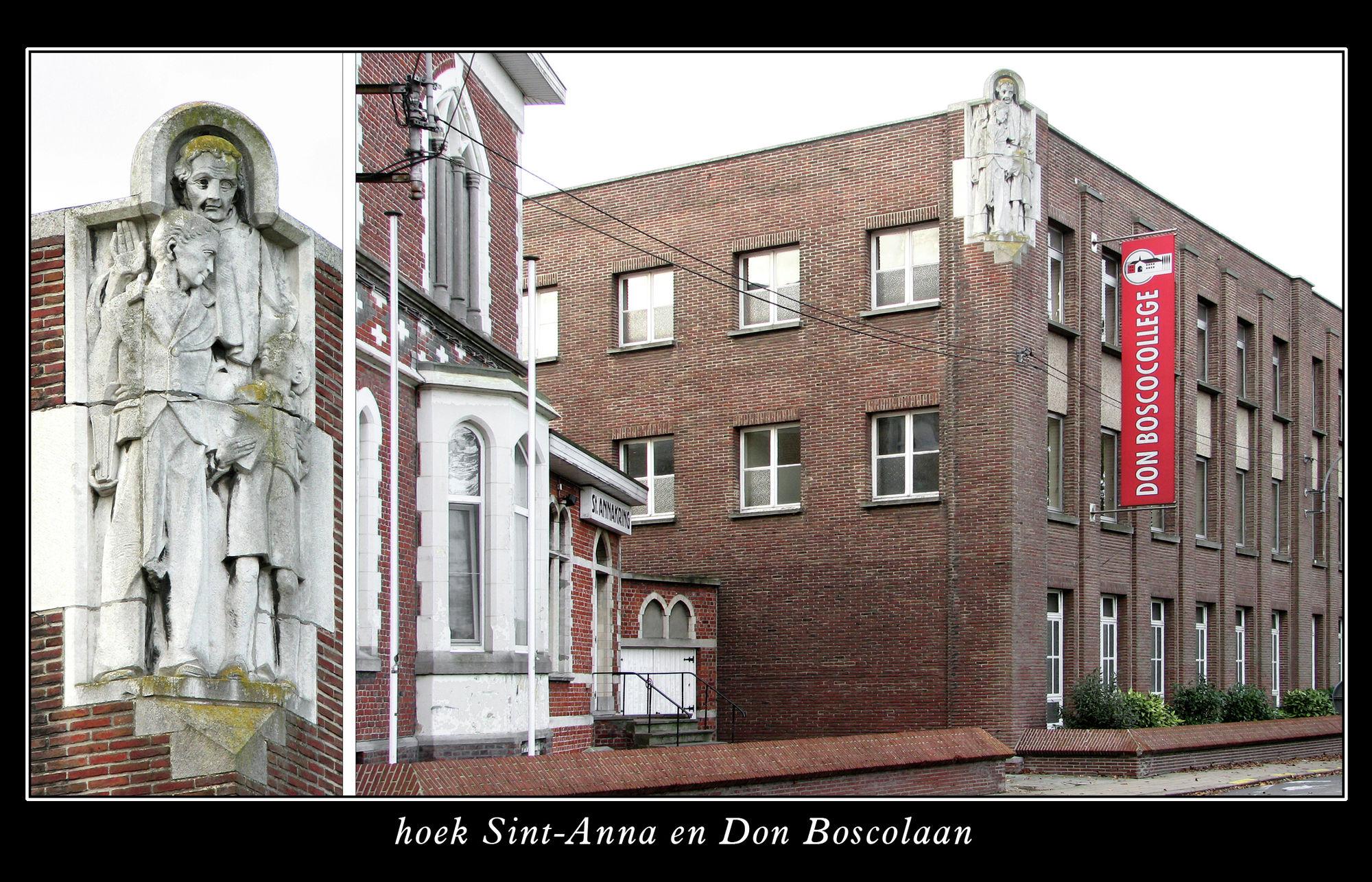 Don Boscolaan muurkapel