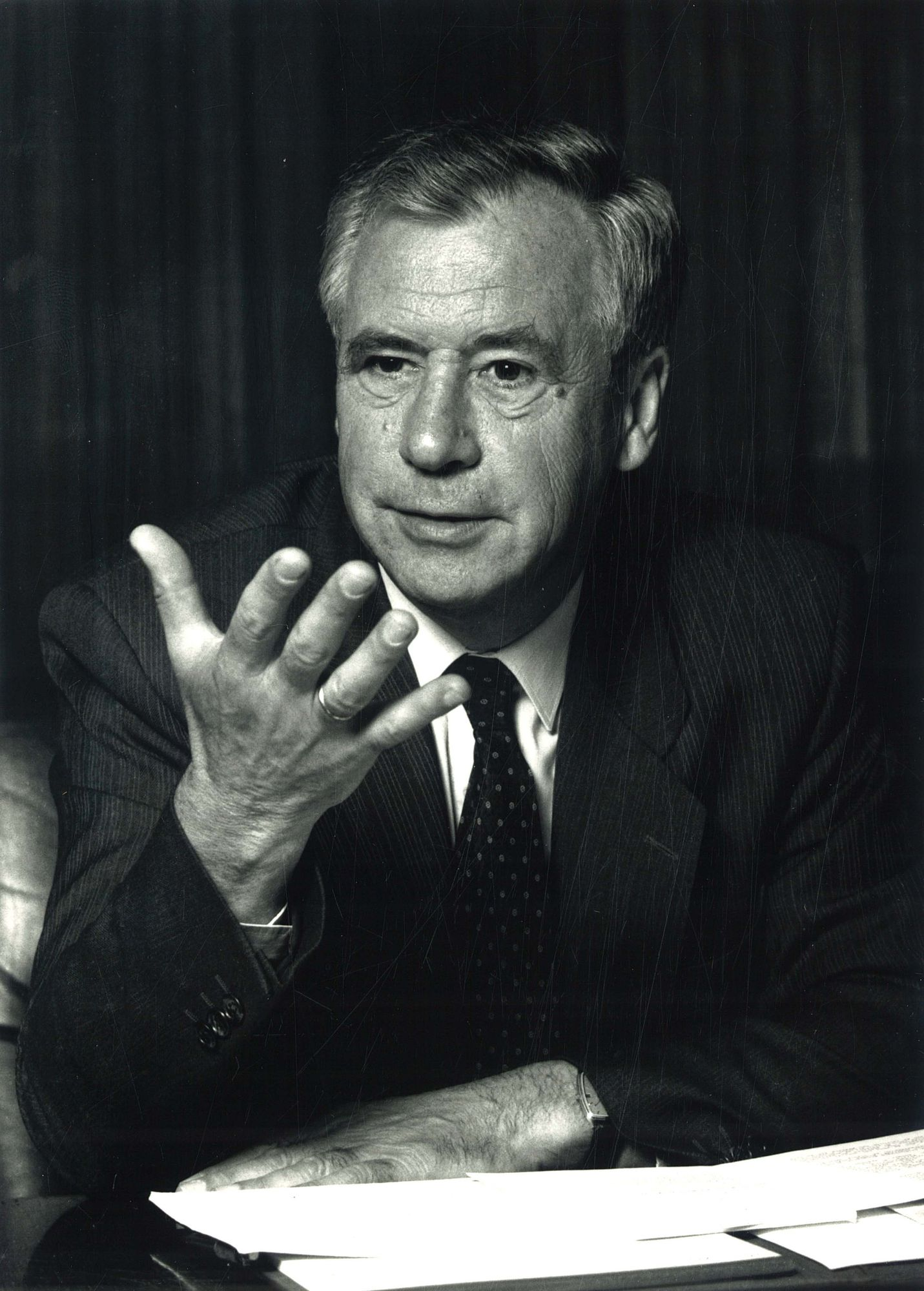 Gaston Geens 1987