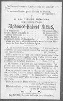 Alphonse- Hubert Niels