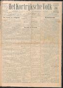 Het Kortrijksche Volk 1929-04-28