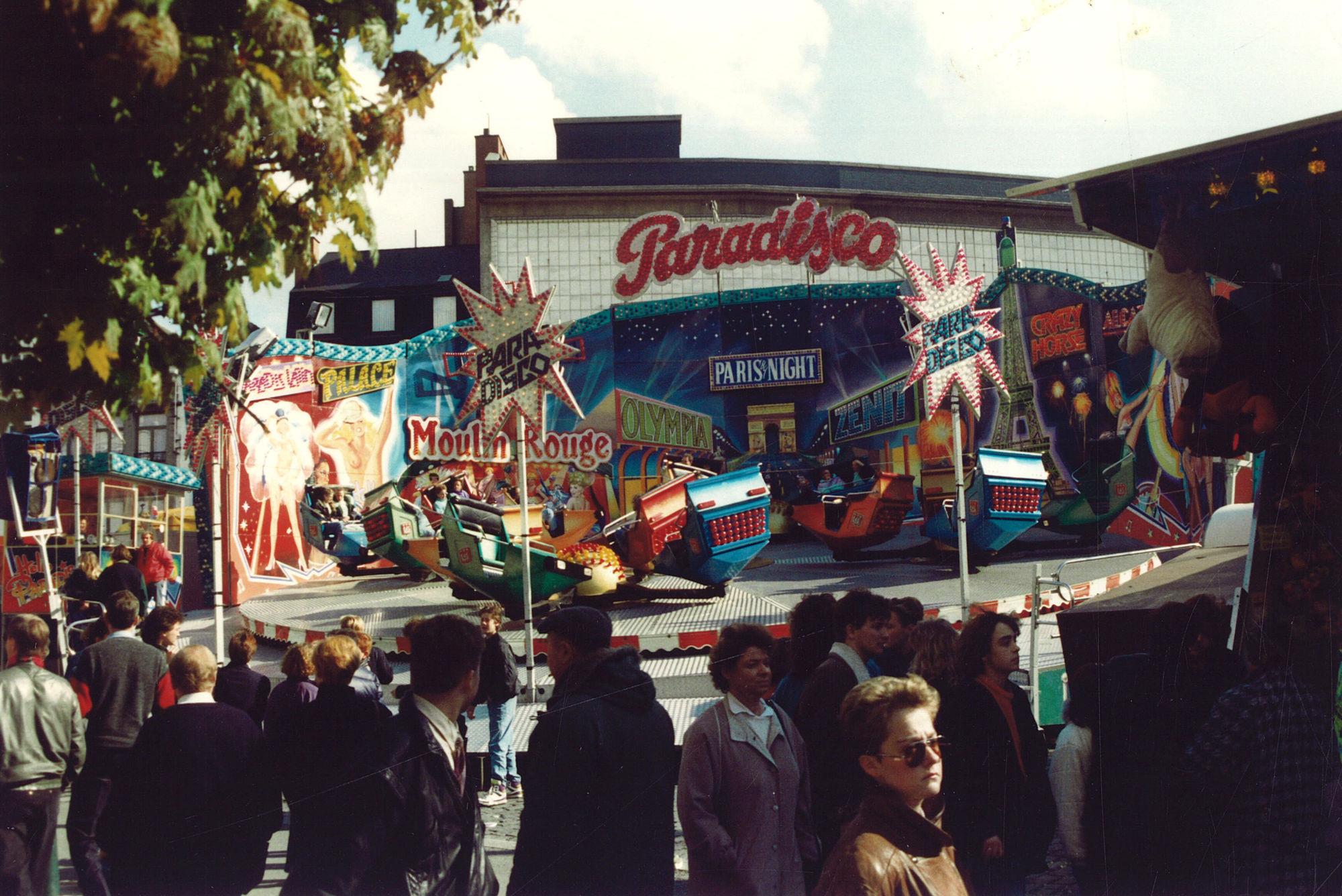 Paasfoor 1991