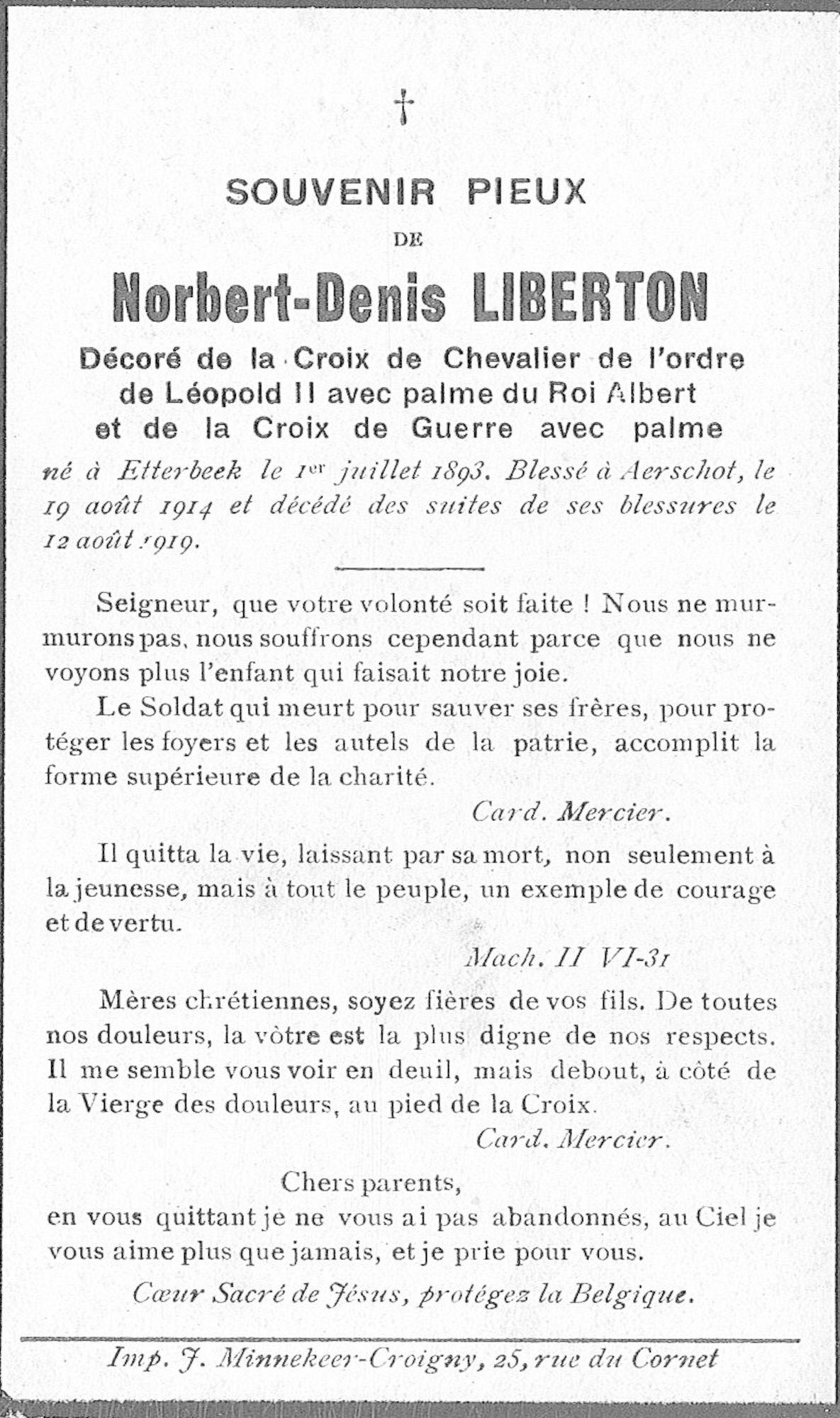 Norbert-Denis Liberton